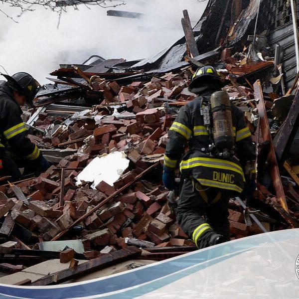 B.R.E.C Busca e resgate em estruturas colapsadas