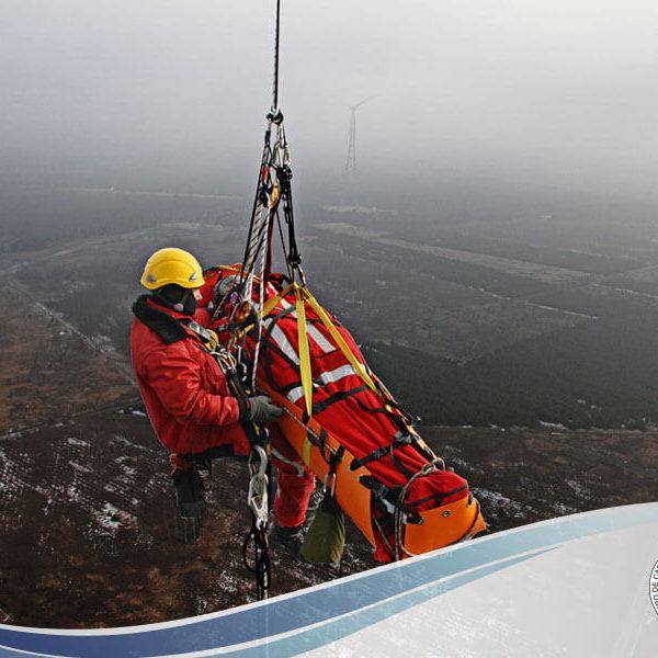 Resgate em altura – RTC