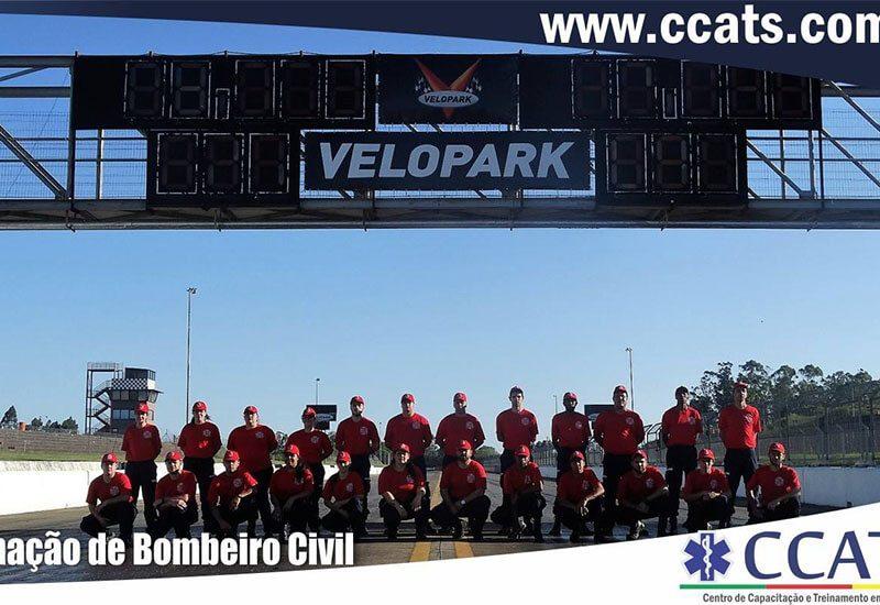 Bombeiro Civil – Turma 04