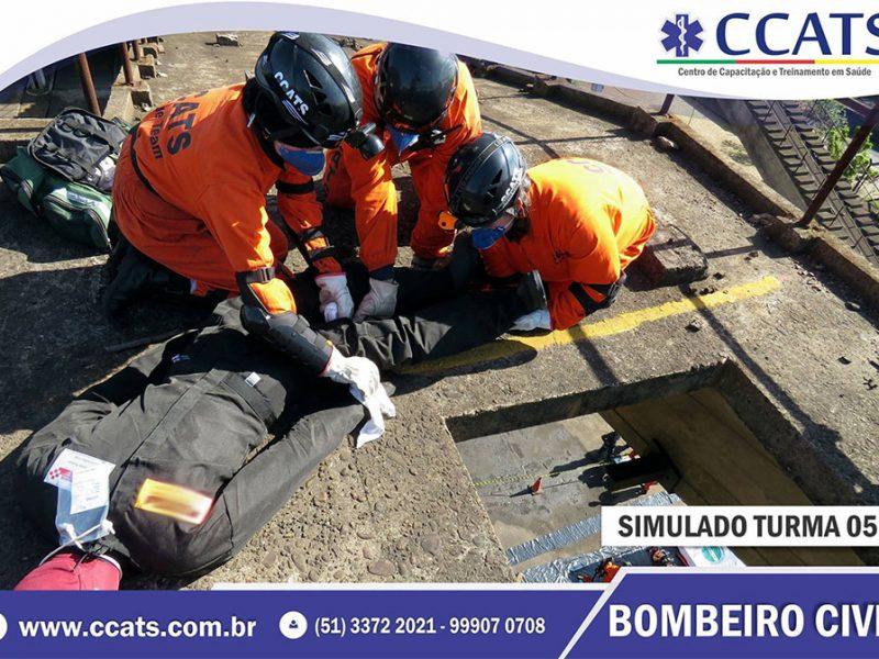 Bombeiro Civil – Turma 05