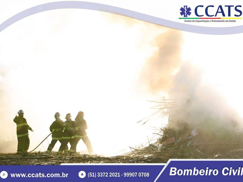 Bombeiro Civil – Turma 06