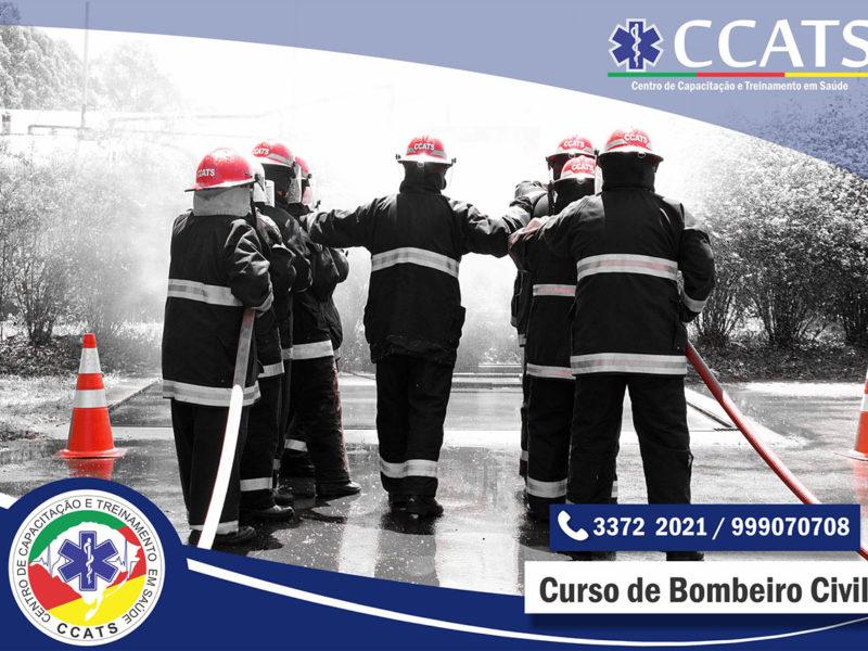 Bombeiro Civil – Reciclagem