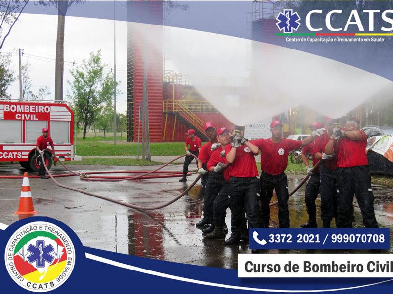 Bombeiro Civil – Turma 12