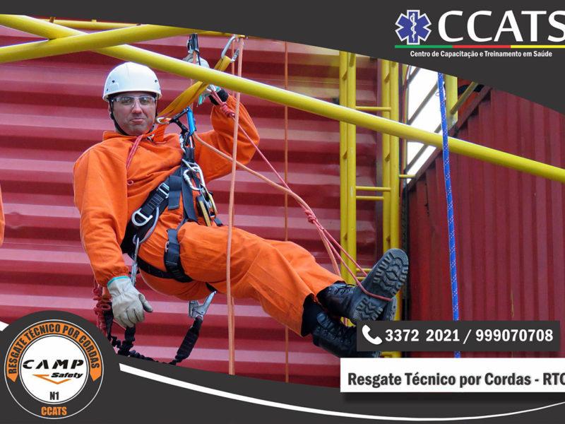 RTC – Regate Técnico por Cordas