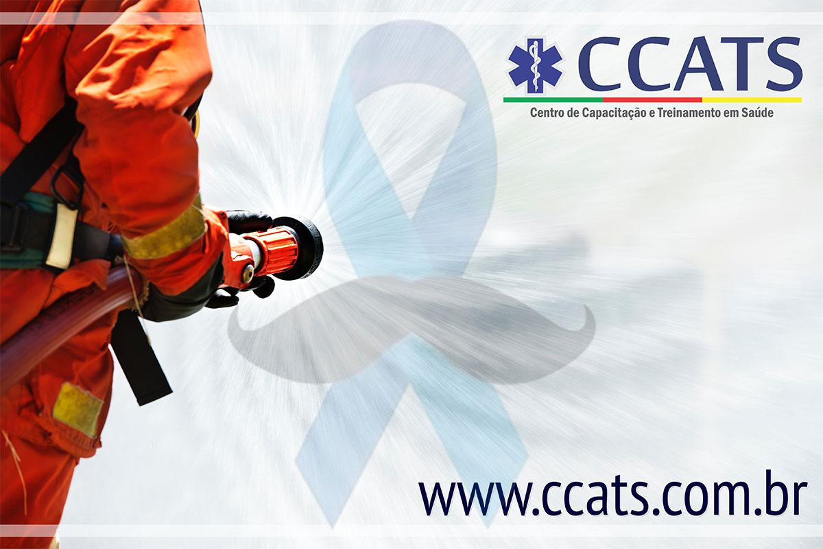 CCATS – Novembro Azul